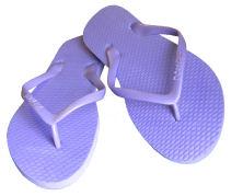 Doublez Purple coloured thongs (14K)